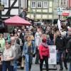 Zum Käsemarkt kommen tausende Besucher